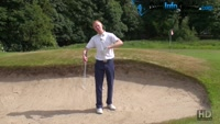 Three Back Of The Bunker Shot Techniques To Improve Your Golf Video - by Pete Styles