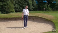 Three Key Points About Playing Golf Shots Near The Face Of The Bunker Video - by Pete Styles