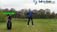 Three Points Relating To A Bowed Left Wrist In The Golf Swing Video - by Pete Styles