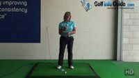 Thumbs Up to Groove Powerful Late Release - Golf Swing Tip for Women Video - by Natalie Adams