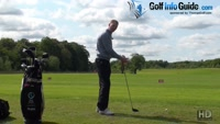 Tightening Up Your Golf Back Swing Video - by Pete Styles