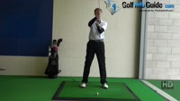 Tilt Shaft Toward the Target for Pure Iron Shots, Golf Video - by Pete Styles
