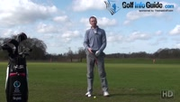 Golf Tips To Cure An Early Golf Swing Release Video - by Pete Styles