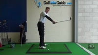 Tips to Cure an Early Golf Swing Release Video - by Pete Styles
