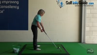 Tips to Fix and Correct a Pulled Golf Shot - Golf Swing Tip for Women Video - by Natalie Adams