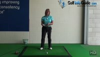 Tips to Fix and Correct an Early Release - Golf Swing Tip for Women Video - by Natalie Adams