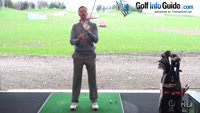 Toe Up For Straighter Golf Shots Video - by Pete Styles