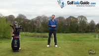 Too Much Height Can Be A Problem In Your Golf Game Video - by Pete Styles