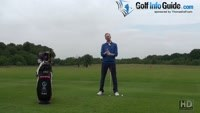 Top 4  Tips On A Strong Golf Grip Video - by Pete Styles