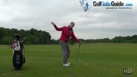 Top 4 Tips On Correct Golfer Balance Video - by Pete Styles
