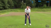 Top 4 Tips On Cross Handed Putting Styles Video - Lesson by PGA Pro Pete Styles