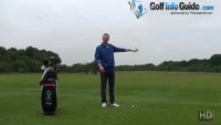 Top 4 Tips On Shots Off The Clubs Heel Video - by Pete Styles
