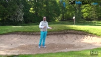 Top Tips To Make Bunker Shots Easier - Dont Hit Video - by Peter Finch