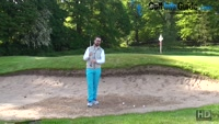 Top Tips To Make Bunker Shots Easier - Loft Video - by Peter Finch