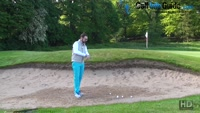 Top Tips To Make Bunker Shots Easier - Stance Video - by Peter Finch
