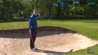 Top Tips To Master The Long Greenside Bunker Shot Video - by Pete Styles