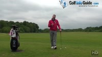 Top Two Tips On A Strong Golf Grip Video - by Pete Styles