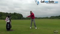 Top Two Tips On The Golf Chicken Wing Slice Video - Lesson by PGA Pro Pete Styles