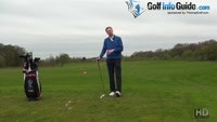 Topping The Golf Ball With Irons Video - by Pete Styles