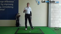 Touch Forearms for Proper Release Through Impact - Golf Video - by Pete Styles