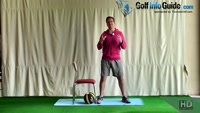 Triceps Extension For Swing Speed Video - by Peter Finch