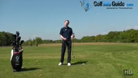 Triggering Your Swing From A Wider Position Video - by Pete Styles