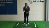 Try Putting Stroke For Improved Chipping, Ladies Golf Tip Video - by Natalie Adams