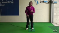 Try the One Arm Putting Drill to Help Your Putting Stroke Women Tip Video - by Natalie Adams