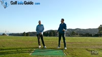 Turn Don't Sway In Your Golf Backswing - Video Lesson by PGA Pros Pete Styles and Matt Fryer