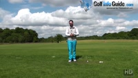 Turn The Left Shoulder Under The Chin To Stop Sway - Senior Golf Tip Video - by Peter Finch