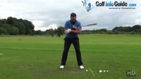 Turn The Lower Body Before The Golf Backswing Swing Ends For Extra Power Video - by Peter Finch