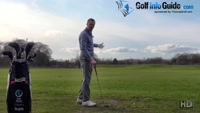 Two Simple Drills To Stop Your Hands Over Rotating In The Golf Swing Video - Lesson by PGA Pro Pete Styles