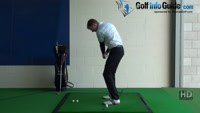 Shank Golf Shot Problem Drill 3: Two balls hit inner ball Video - by Pete Styles