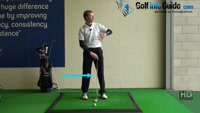 Two Options on Uphill Chip Shots, Golf Video - by Pete Styles