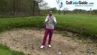Understanding The Physics Of What Happens For A Spinning Golf Bunker Shot Video - by Peter Finch