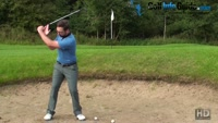 Understanding Where Golf Bunker Shank Shots Come From Video - by Peter Finch