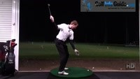 Golf Drill Tip: Uphill lie – Compensations Video - by Pete Styles