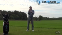 Upright Golf Swing Plane Video - by Pete Styles