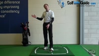 Upright Golf Swing Technique And Benefits Golf Tip Video - by Pete Styles
