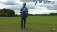 Upright Golf Swing Technique Video - by Peter Finch