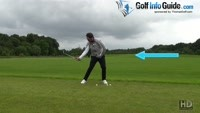 Use A Strong Front Side To Stop Pushing Golf Shot Video - by Peter Finch