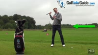 Use Correct Sequencing To Avoid A Pulled Golf Shot Video - Lesson by PGA Pro Pete Styles