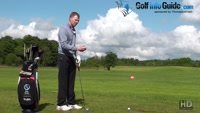 Use Golf Ball Flight On The Course Video - by Pete Styles