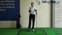 Use Golf Ball Logo to Set Up Fade or Draw - Golf Swing Tip Video - by Pete Styles