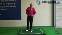 Use Putting Set Up And Putter Stroke To Correct Chipping Problem - Senior Golf Tip Video - by Dean Butler