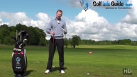 Use Shoulder Alignment To Control The Golf Ball Video - by Pete Styles