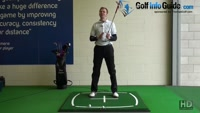 Use Tee Drill for Square Impact with Putter Video - by Pete Styles