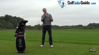 Use The Correct Mental Approach For Short Iron Golf Shots Video - by Pete Styles