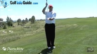Use Your Wedge Leading Edge To Putt With by Tom Stickney