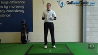 Golf Bounce, Used for Crisp Pitch Shots Video - by Pete Styles